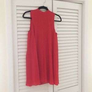 BCBG Generation Red Dress Size Small